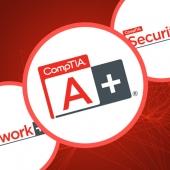 95% off a CompTIA IT Certification Course Bundle Image